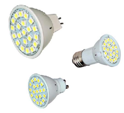 Iluminaci n decomsa for Tipos de bombillas led para casa